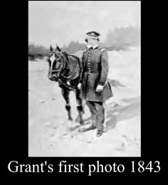 . Ulysses S Grant, American Presidents, First Photo, Biography, United States, War, Horses, Japan, History