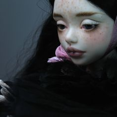 Pampolina  bjd porcelain doll, 2017