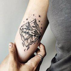 Instagram media by _winkt - #Repost @sashakiseleva ・・・ #tattoo #tattoos…