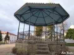 Reanimar os Coretos em Portugal: Penafiel