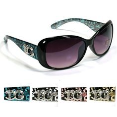 Ladies Rhinestone IG Eyewear Sunglasses SRIG9317 Hot trendy fashion sunglasses - Visit us online at www.trendyparadise.com