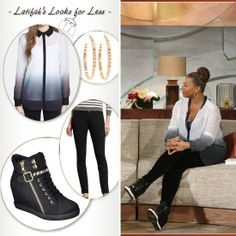 Latifah's Looks for Less: Tuesday 1/7