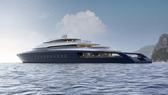 Pastrovich's New Yacht Concept is Family-Friendly Fine Art #Art #Pastrovich