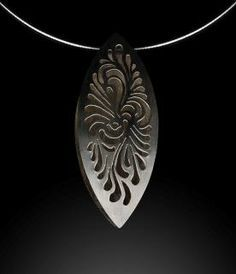 Saw-pierced jewelry on Pinterest | Sterling Silver, Pendants and ...