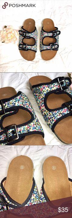 Bernie Mev Birkenstock Style Sandals ~Rare~ Super comfy! BM Bernie Mev. Great color! Bundle or make and offer to save! bernie mev. Shoes Sandals