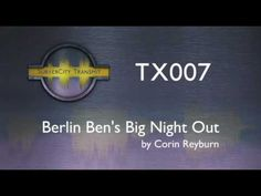 """This episode's story, """"Berlin Ben's Big Night Out,"""" was written by Corin Reyburn. Corin's website is www.infrastratos.com.  Both the episode and the tale within touch on what fun it might be to be able to change your gender at will while living within a society that doesn't blink an eye. (Unless batting both eyes in a flirtatious manner.) You'll meet a TransAgent, Jacques Jules and Berlin Ben/Bethany within the SubverCity tonight."""