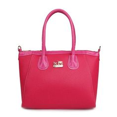 Coach City Signature Medium Red Satchels BSK Give You The Best feeling!