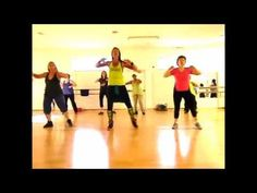 Dance/Zumba® Fitness - All About The Bass - YouTube