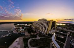 Contemporary from Bay Lake Tower. See more: http://www.disneytouristblog.com/disney-vacation-club-resort-rankings/#