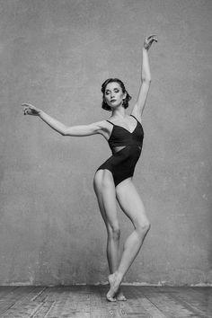 Ballerina Anna Ol - Photo by Alexander Yakovlev