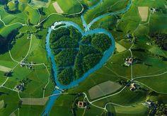 Heart felt waters