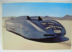 Mickey Thompson Challenger Bonneville Salt Flats