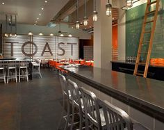 industrial restaurant interiors - Google Search