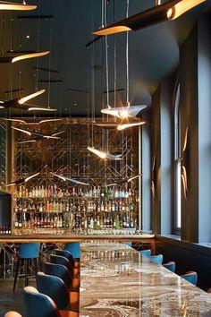 3306 best Restaurant Interior Design Ideas images on Pinterest in ...