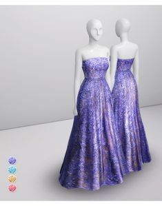 _SS 2014 Couture Collection I / by Elie Saab color) : 네이버 블로그 The Sims 4 Pc, Sims 4 Mm Cc, Sims 4 Game Mods, Sims Mods, Sims 4 Mods Clothes, Sims 4 Clothing, Sims 4 Wedding Dress, Sims4 Clothes, Sims 4 Dresses
