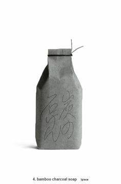 Soap | [ JURGEN LEHL ] Online Shop