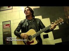 More footage from our week with Rick Springfield in NYC! October 2012.