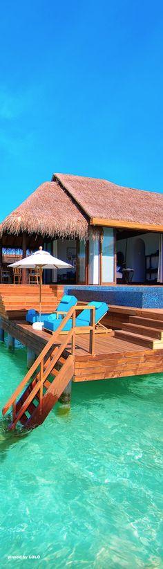 Anantara Kihavah Villas, Maldives | LOLO