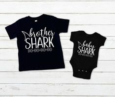 Excited to share this item from my shop: Baby Shark Shirts Baby Shark Family Shirts Siblings Shirts Pregnancy Announcement Shirt Kids Shirts Baby Shower Gift Sibling Shirts, Family Shirts, Kids Shirts, Pregnancy Announcement Shirt, Pregnancy Shirts, Pregnancy Tips, Baby Hai, Shark Shirt, Trendy Baby