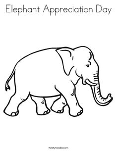 elephant-appreciation-day_coloring_page.png (685×886)