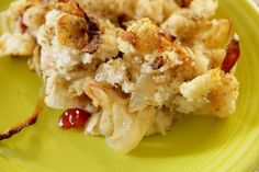 Sourdough Stuffing with Carmelized Onions and Apples... Oh so trying this at Thanksgiving :-)