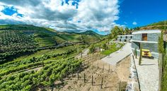 Quinta do Vallado, Douro Valley, Portugal