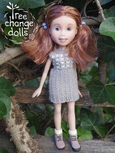 Tree Change Doll 76 OOAK repainted restyled by TreeChangeDolls