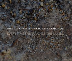 She leaves a trail of diamonds everytime she touches the Earth.. PHOTO: Crystal Earth Tweed Valley Australia by Shikoba WILD WOMAN SISTERHOOD™ #WildWomanSisterhood #womenofthearth #wildwomen #sacredwoman #touchtheearth