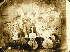 orchestra of the dead (source: www.thehandoffatima.blogspot.com)