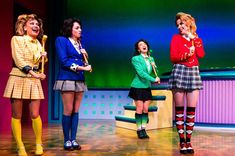 Which Heathers Character Are You