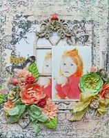 A Project by ErinBlegen from our Scrapbooking Stamping Altered Projects Home Decor Galleries originally submitted 03/14/13 at 02:34 PM