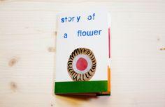 Story of a Flower craft idea