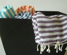 A super gift for Valentine'a day!    Handwoven Turkish Bath Towel Peshtemal Light and by TheAnatolian, $24.00