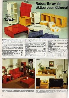 LINDA Exclusive Sofabed For The Modern Home IKEA 1952