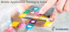Growing requirement of #MobileApps has created the more scope for app #testing in India. App testing ensures that a mobile #application works smooth and are user friendly. If you are looking for mobile app testing in India, contact us at info@apptestingexperts.com or visit us at http://www.apptestingexperts.com