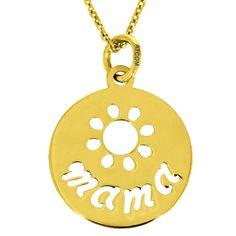 Cea mai veche si cea mai draga amintire o avem cu mama. Mamele creaza amintiri si dau sens vietii. Fa-i o bucurie mamei, ziua de 8 Martie este despre ea! Martie, Aur, Gold Necklace, Pendant Necklace, Personalized Items, Jewelry, Fragrance, Gold Pendant Necklace, Jewlery