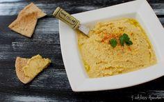 Easy Hummus (with Cavender's Greek seasoning)