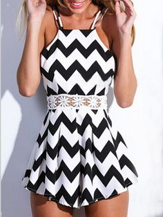 #cute #dress $19.00 #chevron pattern