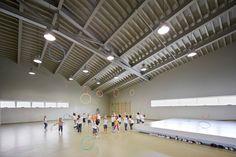BAAS | Escuela La Bòbila. Cambrils | HIC Arquitectura