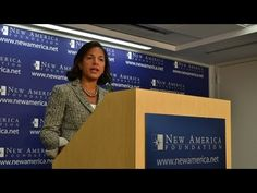 Sep 10, 2013 Remarks by National Security Advisor Dr. Susan Rice on Syria ... National Security Advisor to President Barack Obama, Dr. Susan Rice spoke from the New America Foundation to explain why Syria's use of chemical weapons is a serious threat to our national security, and why it is in our national interest to undertake limited military action to deter future use.