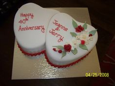 63 Best Anniversary Cakes Images In 2017 Cake Wedding