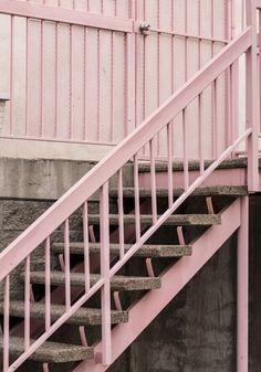 Le Grand Neutral : Millennial Pink / Urban Los Angeles