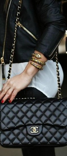 b5ad73d68a0 Chanel Style   LBV ♥✤ Trend Fashion, Fashion Bags, Womens Fashion, Chanel