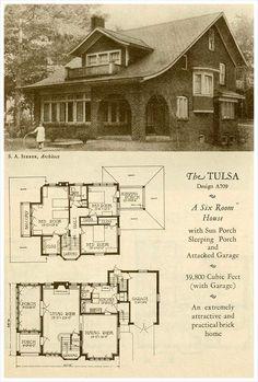 The Tulsa - 1927