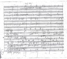 Sinfonia n.º 9 (Beethoven) – Wikipédia, a enciclopédia livre Viola Sheet Music, Free Sheet Music, Music Collage, Like Me, My Love, Music Gifts, Teaching Music, Music Lovers, Scores