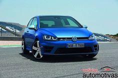 Novo Golf R 2014 é revelado oficialmente na Alemanha – Hatch esportivo chega com 300 cv
