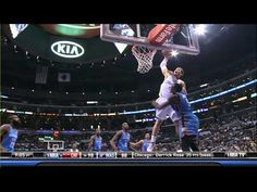 Blake Griffin on Kendrick Perkins (will probably go down as the best dunk of the decade)