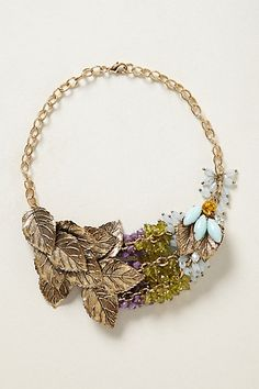 Avebury Necklace #anthropologie