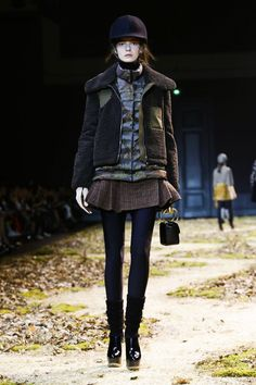 Moncler Gamme Rouge Ready To Wear Fall Winter 2015 Paris