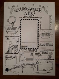 Abschlussbuch für die Grundschule